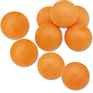 BSN Orange Table Tennis Balls, 144-Count by BSN