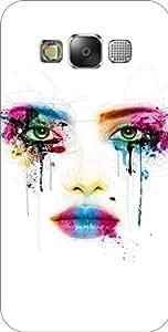 FotoAdda Designer Printed Back Cover for Samsung Galaxy E5