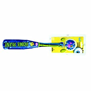 "Nickelodeon SpongeBob Squarepants Soft Sport 13"" Mini Bat and Ball Set"