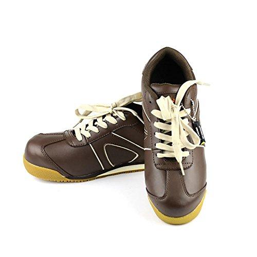 YONG Condizioni di scarsa luminosità olio puntura di anti-statica di cuoio sicurezza scarpe-smash-prova l'impermeabile anti-scivolo , 37