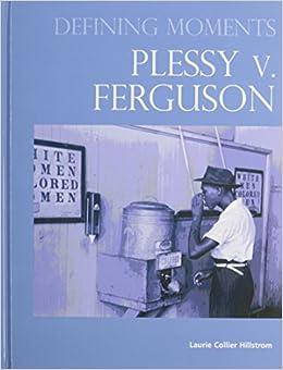 Plessy vs ferguson date