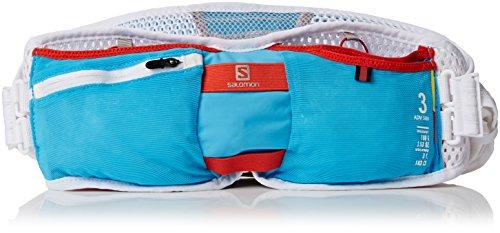 Salomon S-Lab Advanced Skin 3 Belt Set Lightblue/Red