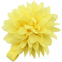Marshel Baby Head Corsage pretty AX-KCS014 Yellow