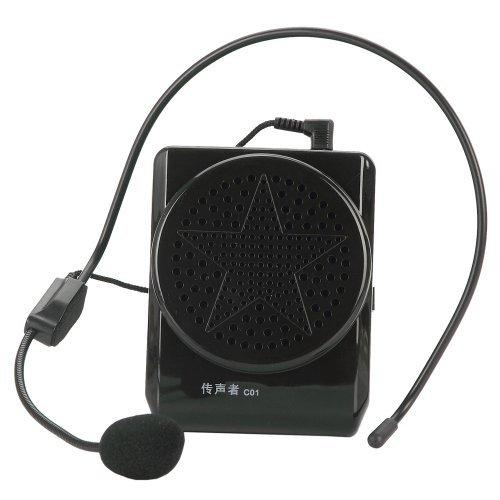 mini-amplificatore-di-voce-da-cintura-portatile-con-microfono-ad-archetto-e-cavo-aux-35-mm-per-colle