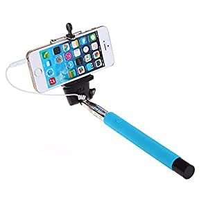 Tfpro Selfie Stick with AUX Cable For Photograph and Video On Smart Phones Only From M.P Enterprise