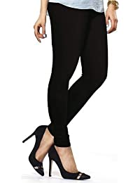 Nakoda Women's Leggings (Legging Black_Free Size_Black)