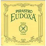 Eudoxa オイドクサ ヴァイオリン弦 E線 スチール  4/4 ボールエンド 3147