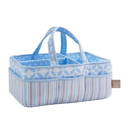 Trend Lab Logan Storage Caddy, Blue