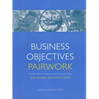 Business Objectives: Business Objectives Pairwork