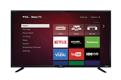 Sale!! TCL 48FS3750 48-Inch 1080p Roku Smart LED TV (2016 Model)