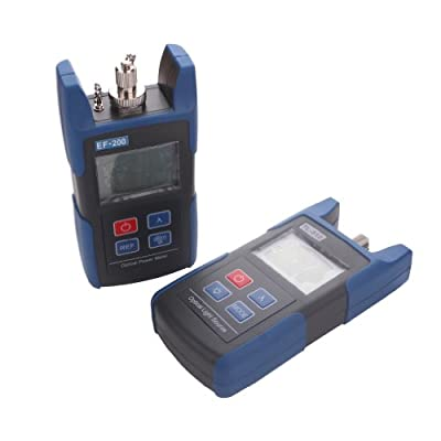 Sunwin TL-512 Fiber Optical Light Source and EF-200 Optical Power Meter Tester For CATV