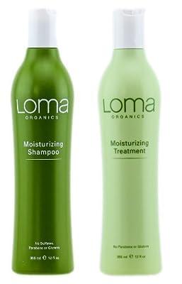 Loma Moisturizing Shampoo and Treatmentment Duo 12oz