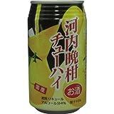 河内晩柑チューハイ・350ml・缶(24本入り)