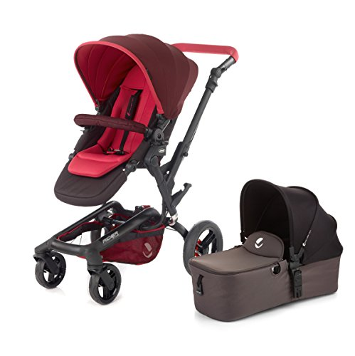 Jane Rider With Bassinet - Flame - 1