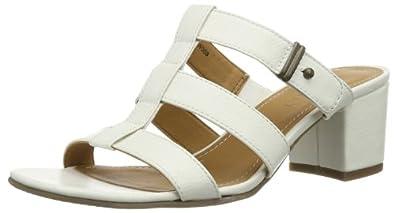 Esprit Dolly Sandal, Chaussures de ville femme - Blanc (103 Off White), 41 EU