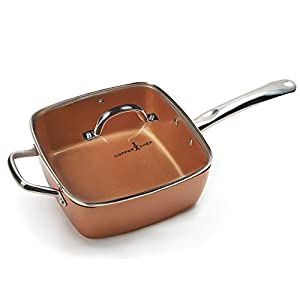Copper Chef (13 Piece)