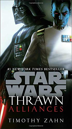 Thrawn Alliances (Star Wars) (Star Wars Thrawn) [Zahn, Timothy] (Tapa Blanda)