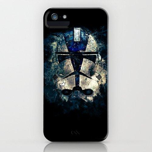 society6 iPhone5/5sケースClone並行輸入品 デザイナーズiPhoneケース スターウォーズ クローン・トルーパー