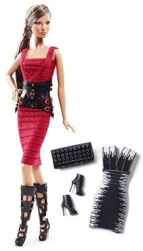 Barbie-Mueca-Herv-Lger-by-Max-Azria-Mattel-X8249