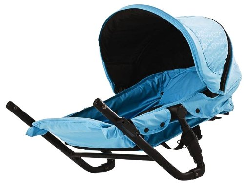 Britax B-Dual Second Seat Unit (Blue Atoll)