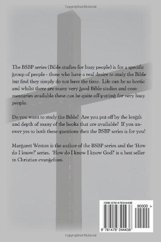 James Bible Study - BSBP series