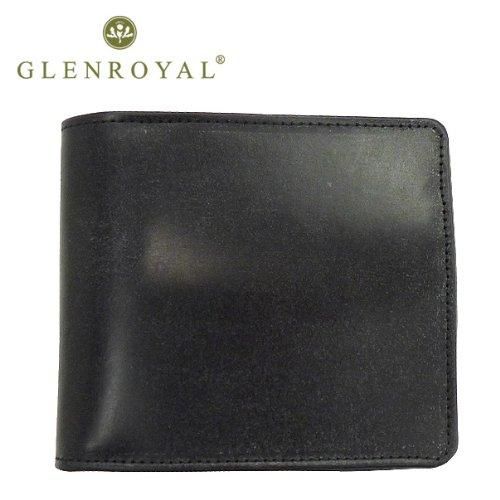 GLENROYAL 【グレンロイヤル】 HIP WALLET 二つ折り財布 03-4128 (並行輸入品) (Black)