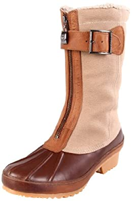 Sorel Women's Sorelia Earhart Mid Canvas Boot