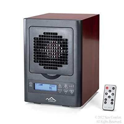 New Comfort 6 Stage UV HEPA Ozone Air Purifier with Remote and Warranty CH3000
