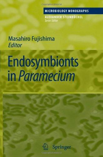 Endosymbionts in Paramecium (Microbiology Monographs)