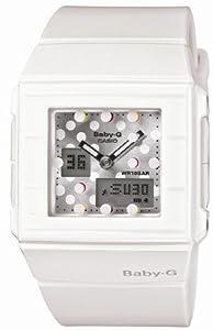 Casio Baby-G White BGA-200DT-7EJF Ladies Watch Japan import