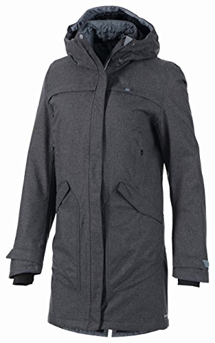 Adidas Performance cappotto da donna funzione, Grau, 34