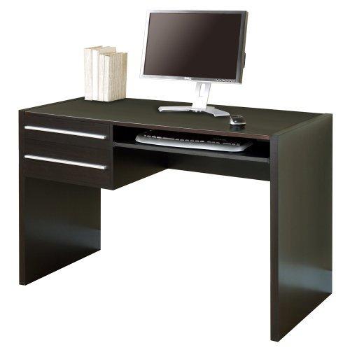 Monarch Specialties Hollow-Core Computer Desk, 48-Inch, Cappuccino