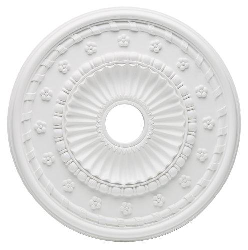 Westinghouse Lighting 7775300 Aureole Polyurethane Ceiling Medallion, 24-Inch Diameter