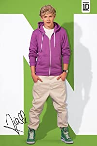 One Direction Poster Niall Green Standing from RhythmHound