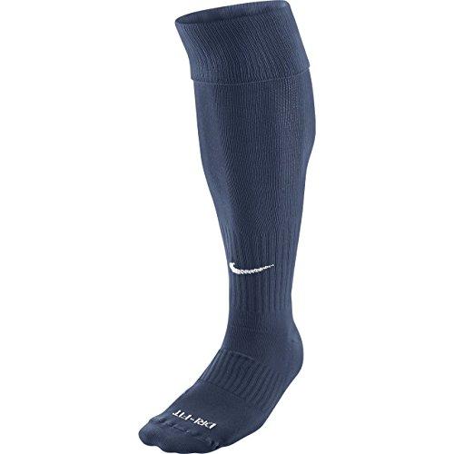 Nike Unisex Nike Soccer Classic Sock Midnight Navy/(White) Socks LG (Men's Shoe 8-12, Women's Shoe 10-13)