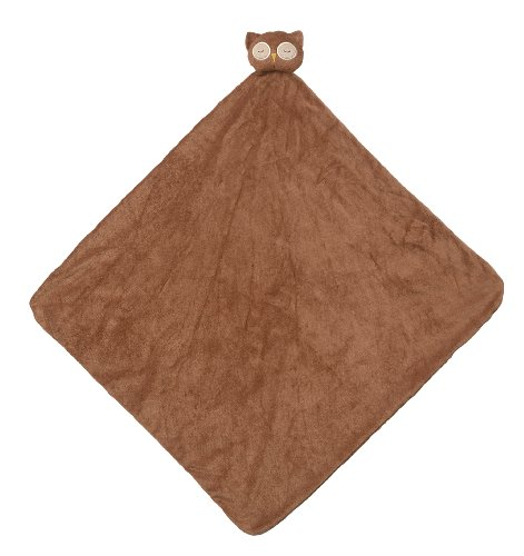 Angel Dear Napping Blanket, Brown Owl