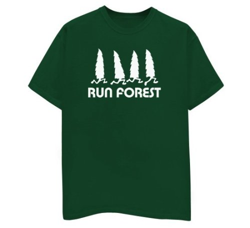 Run Forest - Buy Run Forest - Purchase Run Forest (Direct Source, Direct Source Shirts, Direct Source Womens Shirts, Apparel, Departments, Women, Shirts, T-Shirts)