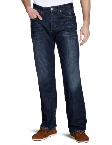 G-Star Basics Yield Loose Men's Jeans Dark Aged W32 INxL32 IN