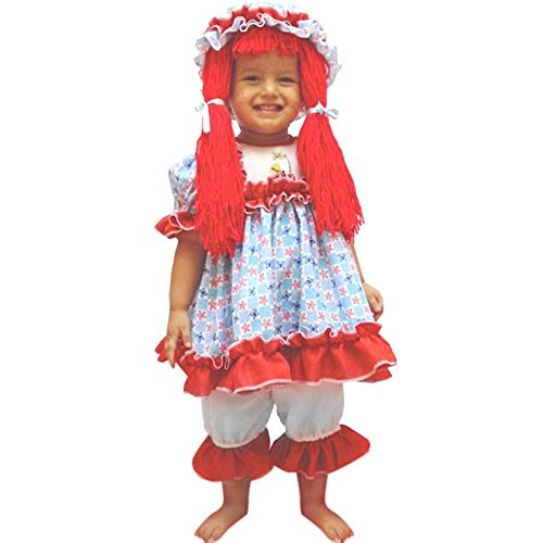 Deluxe Infant Rag Doll Halloween Costume (18 Months)