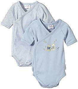 Julius Hüpeden Bärenfreunde gestreift - Body para bebés