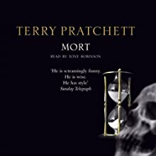 Mort: Discworld, Book 4 (       UNABRIDGED) by Terry Pratchett Narrated by Nigel Planer