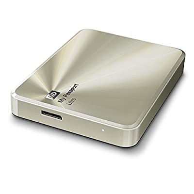 WD My Passport Ultra Anniversary Edition 1 TB - premium storage with style