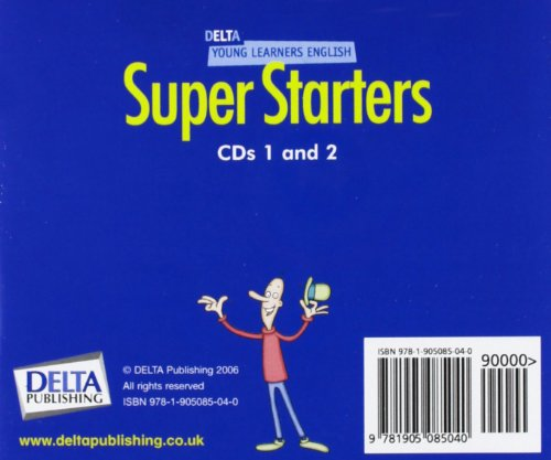 Super Starters Class Audio Pack: An Activity-based Course for Young Learners (Delta Young Learners English)