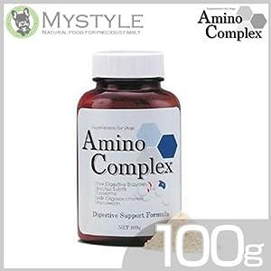 アミノコンプレックス ダイジェスティブサポート 100g 万能型消化酵素 粉末 サプリメント