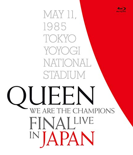 Blu-ray : We Are The Champions Final Live In Japan