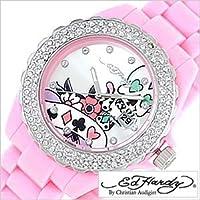 エドハーディー腕時計[EdHardy時計]( Ed Hardy 腕時計 エド ハーディー 時計 )ロキシー(ROXY)/メンズ/レディース/男女兼用時計EDHARDY-RX-LP