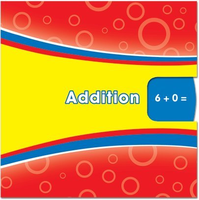 E-Z Spin Flash Cards Addition Facts 0-12 - 1