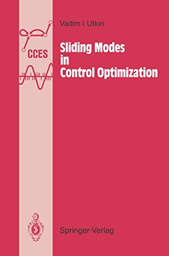 Sliding Modes in Control and Optimization (Communications and Control Engineering)