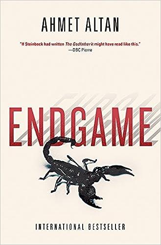 Endgame, Ahmet Altan, TR. Alexander Dawe, Canongate Books