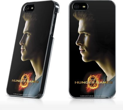 The Hunger Games - The Hunger Games -Gale Hawthorne - iPhone 5 & 5s - LeNu Case